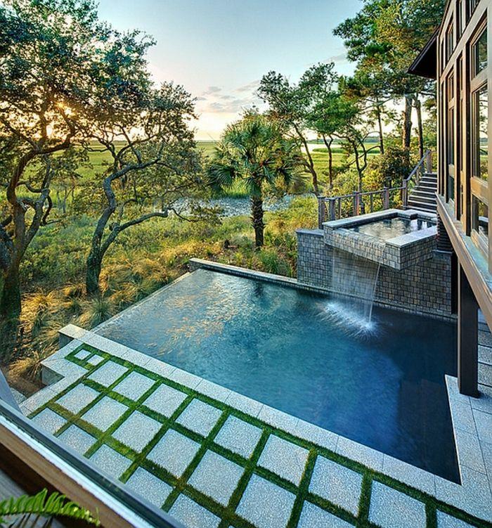 Les 25 meilleures id es concernant piscine hors sol acier for Piscine rectangulaire acier
