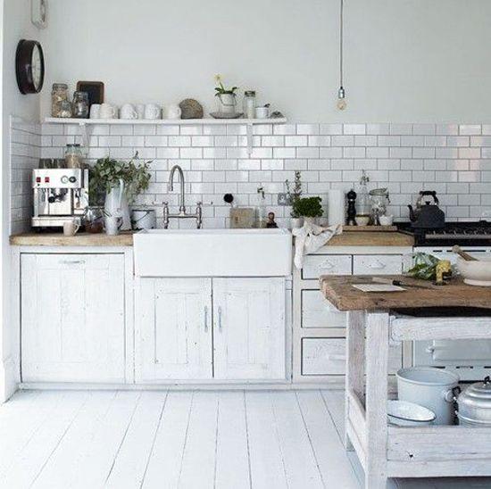 scandinavisch tegel keuken - Google zoeken
