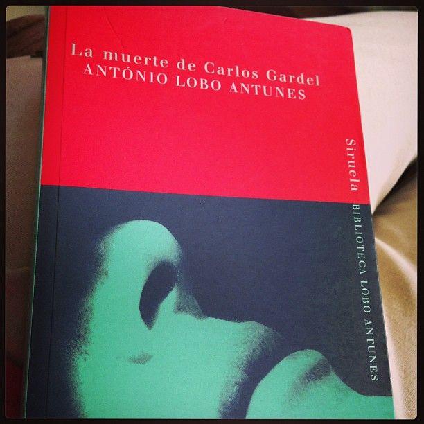 La muerte de Carlos Gardel.