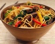 Beef Stir Fry With Noodles http://www.calorababy.co.za/recipes/beef-stir-fry-with-noodles.html