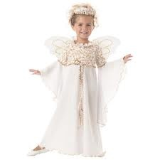 angel child costumes