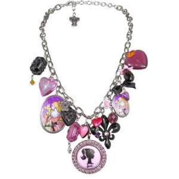 Tarina Tarantino Barbie charm school set Like new with bags and tags Tarina Tarantino Jewelry Necklaces