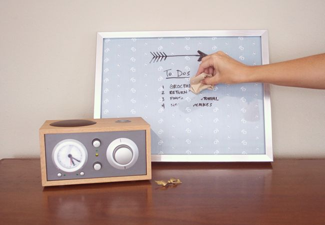 2 for 1!White Boards, Era Boards, Erase Boards, Diy Dry, A Frames, Boards Art, Pictures Frames, Dry Erase, Diy Projects