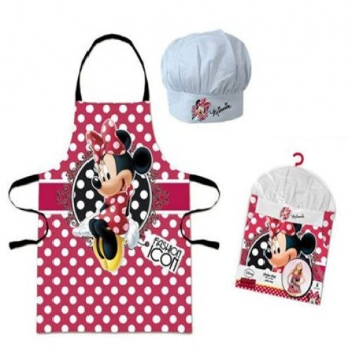 Minnie Mouse Minnie Mouse Chef  Set. Check it out!