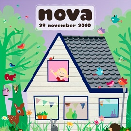 Nova's kaartje
