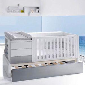 Cunas convertibles para beb alondra decorar la for Habitacion nino barata