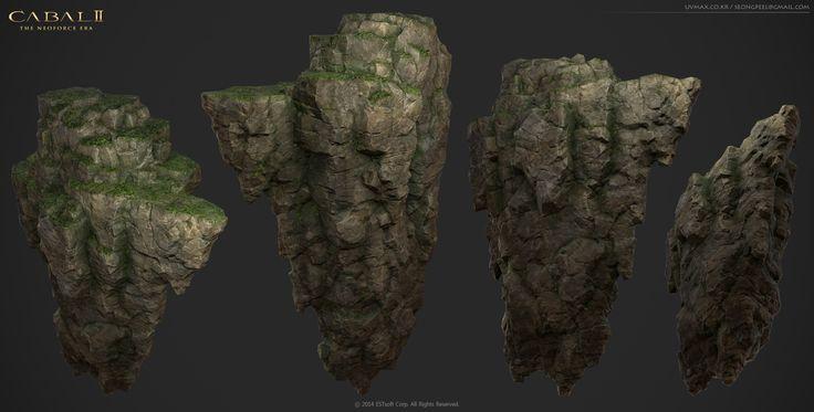 UVMAX - 3D Environment Artist - 2014A Cabal2 Environment