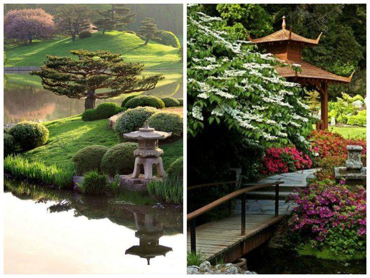 M s de 25 ideas incre bles sobre dise o de jard n japon s - Jardines increibles ...