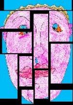 Portrait rythmé: Arts Visuels, École Art, Ecole Art