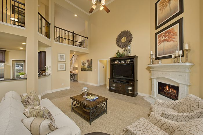 Model homes river rocks and san antonio on pinterest for Photos of model homes
