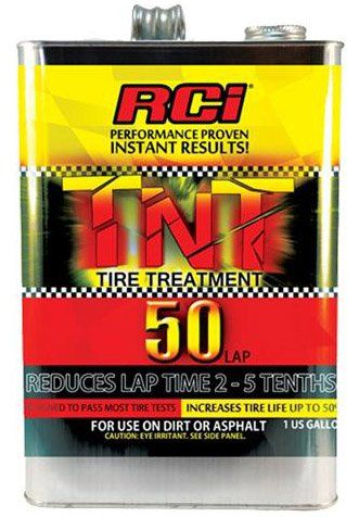 NEW RCI TNT UNDETECTABLE TIRE SOFTENER, RACING TIRE TREAT...