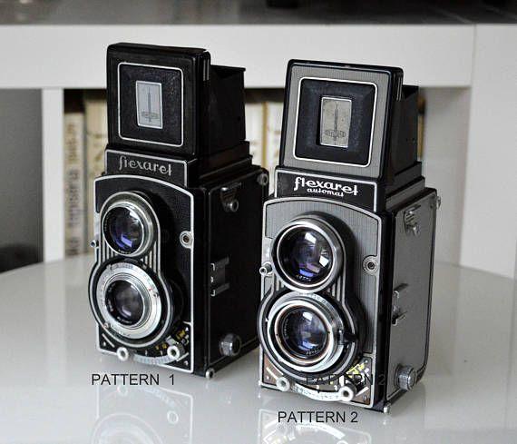 Flexaret V Camera Old Cameras Meopta with Original Leather