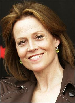 1979 Alien Sigourney Weaver | ... Aliens, el regreso , Alien 3 y Alien : Resurrection. Fue nominada al
