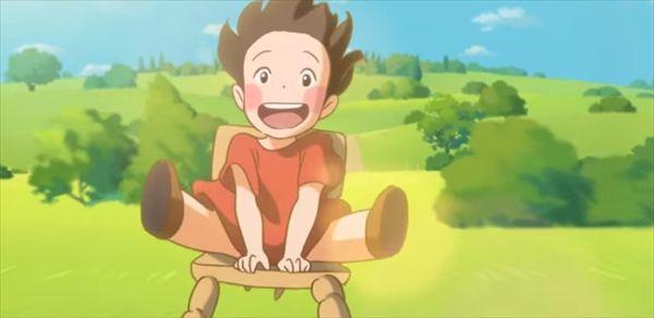 内気な少女ポレットと不思議な椅子の物語を描いたアニメーション作品「ポレットのイス」 - http://naniomo.com/archives/5184