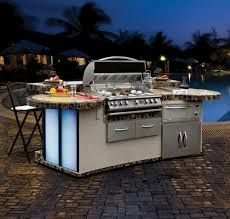 Outdoor Kitchens: Gas Grills, Cook Centers, Islands And More On HGTV