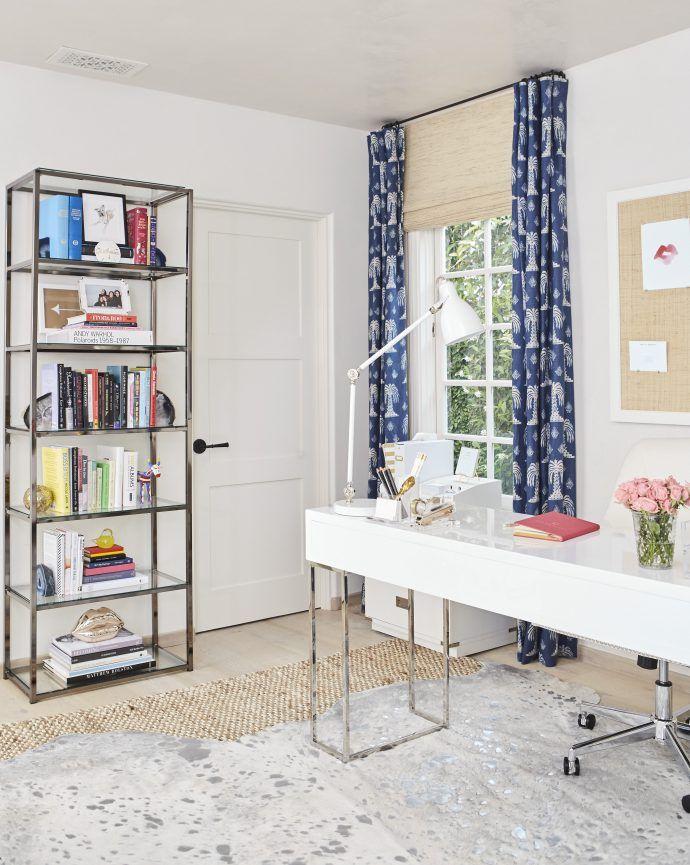 My Living Room and Office Makeover - Katherine Schwarzenegger