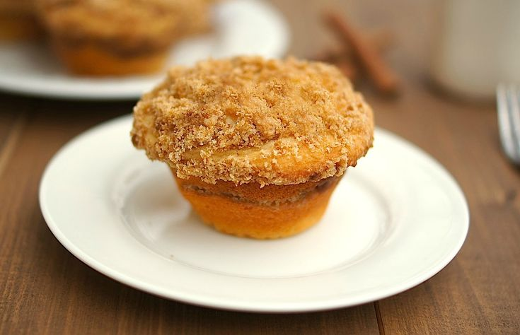 Coffee Cake Muffins - Just made these and they were delicious! Very ...