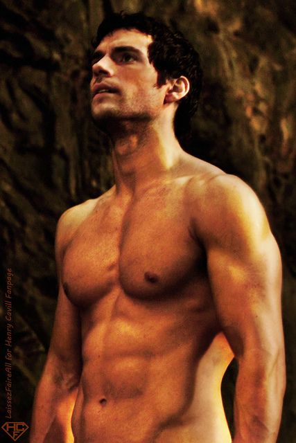 Henry Cavill ~  LaissezFaireAll Aggeliki ~ 67 by Henry Cavill Fanpage, via Flickr