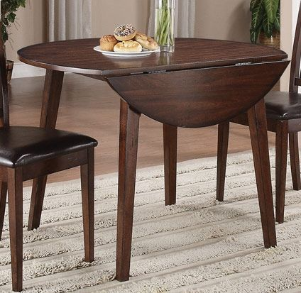 Dining Room Furniture - Adara Round Drop Leaf Table