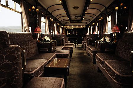 TRAIN MYTHIQUE Orient-Express