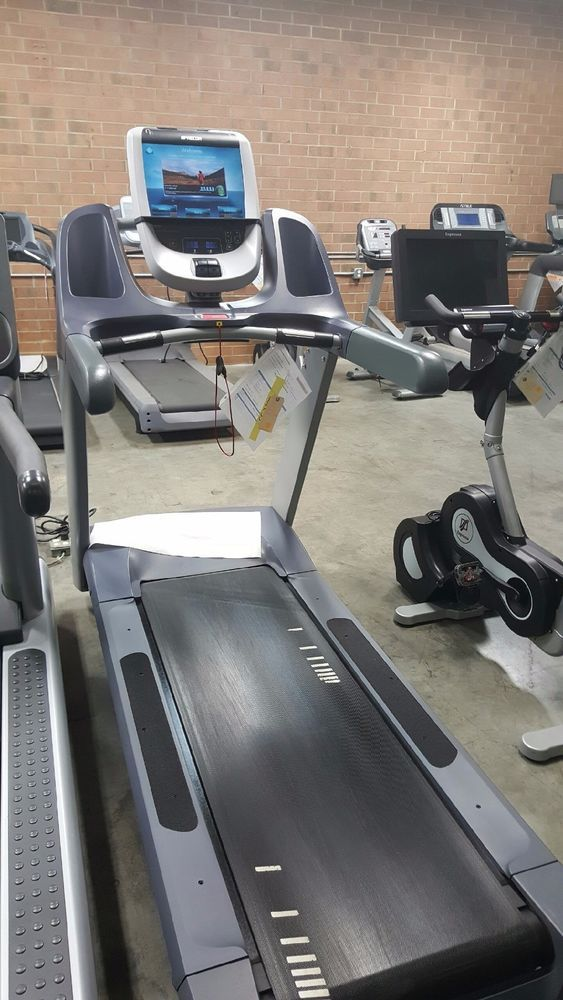 Precor 885 Treadmill **REFURBISHED** COMMERCIAL GYM EQUIPMENT #Precor