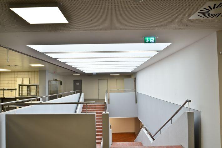 Universität Erlangen | Обществ-ые помещения | HALLA, a.s.
