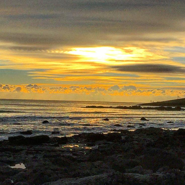 Beautiful Hastings sunset