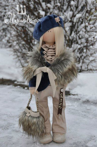 Tatiana Conne Doll (Gorjuss like doll.)