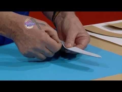 Hermenegildo Zampar  - Bienvenidas TV en HD - Explica la costura del cuello Mao camisero. - YouTube