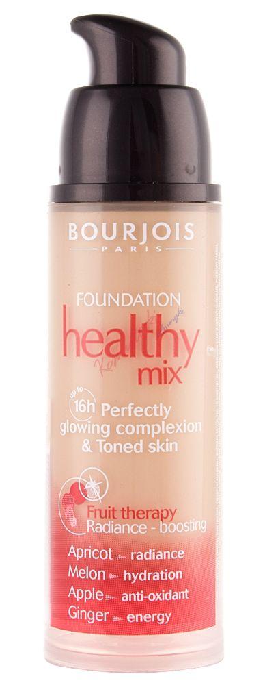 Bourjois Healthy Mix Owocowy Podkład Rozświetlający 51 Light Vanilla - Pierwsza Wersja
