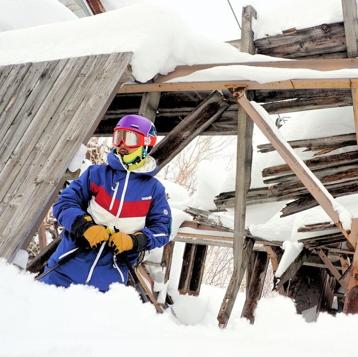 Blue Chevron Oneskee Mark III re-stock due this week.  Final drop of the season don't miss out!  www.oneskee.com  #pow #skiingislife #ski #zipup #mountains #onesie #oneskee #skisuit #skistyle #winter #powpow #steeze #slopestyle #winterstyle #snowsports #snowboard