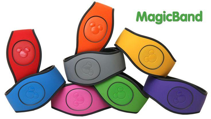 MagicBand 2 Coming to Walt Disney World Resort