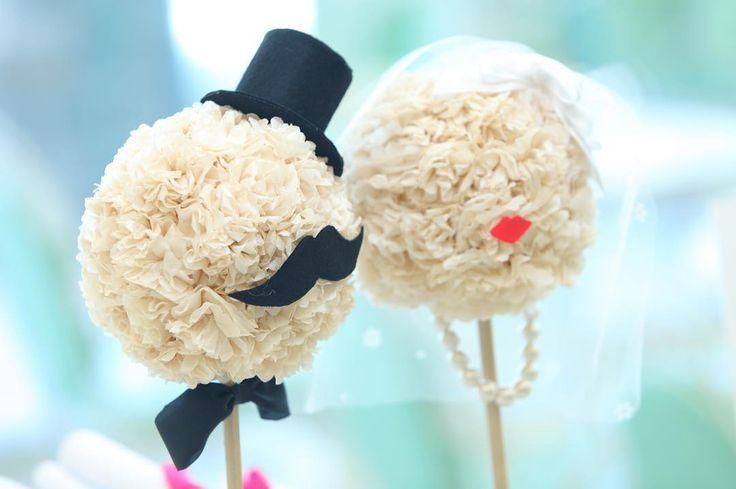 プレ花嫁さん必見♡ペパナプフラワーで結婚式を飾ろう♪   Handful