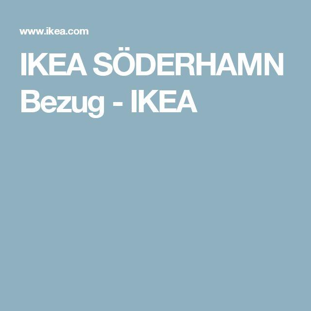 IKEA SÖDERHAMN Bezug - IKEA