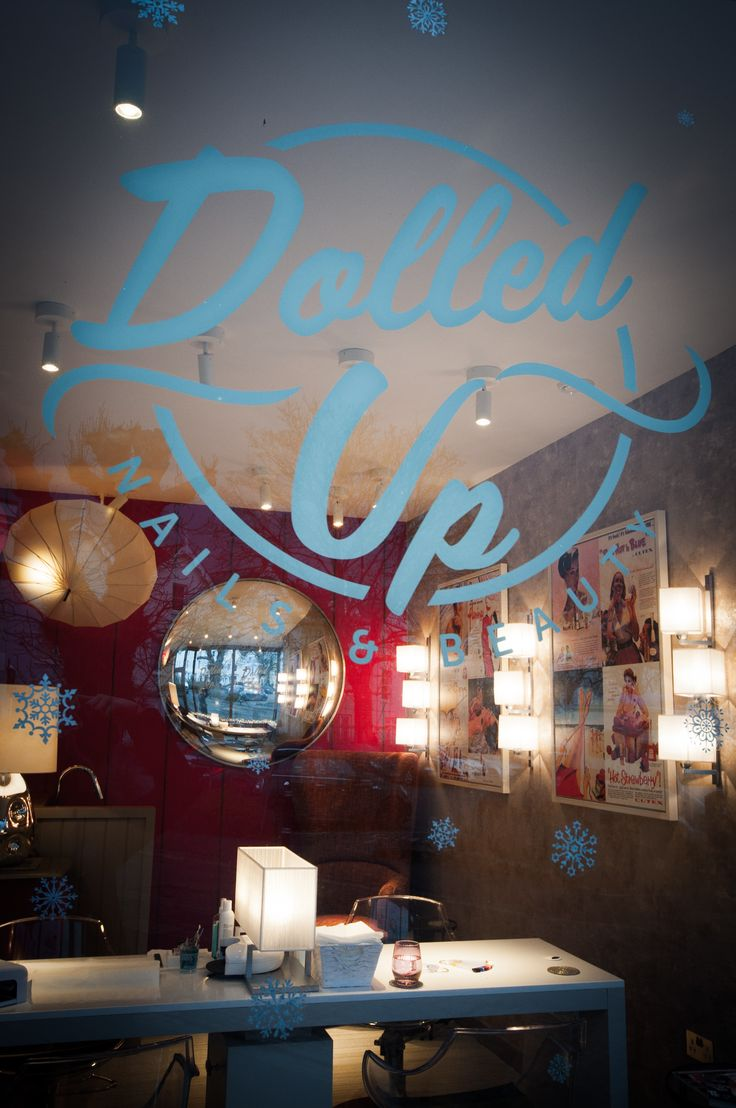 Dolled Up Nail Bar, Exeter