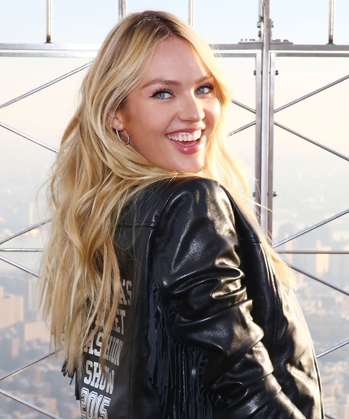 Candice Swanepoel Shares an Adorable First Look at Her Baby Boy from InStyle.com