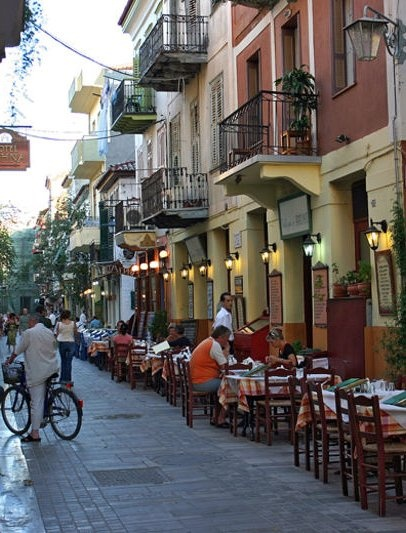 DISCOVER PELOPONNESE | Nafplion, Peloponnese http://www.discover-peloponnese.com/