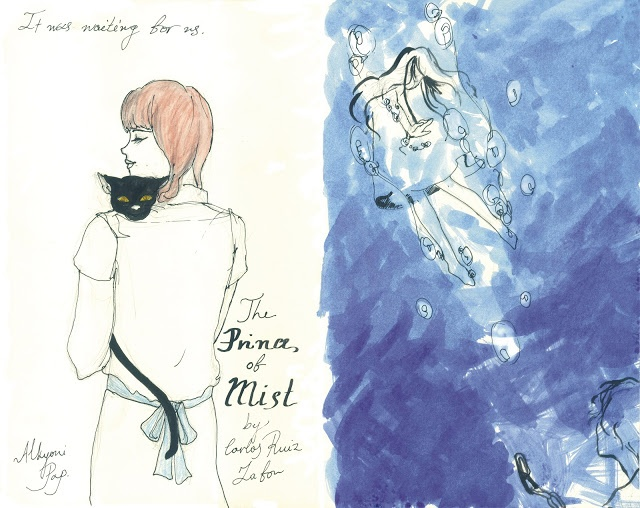 """Based on the book """"The prince of mist"""" by Carlos Ruiz Zafon."""