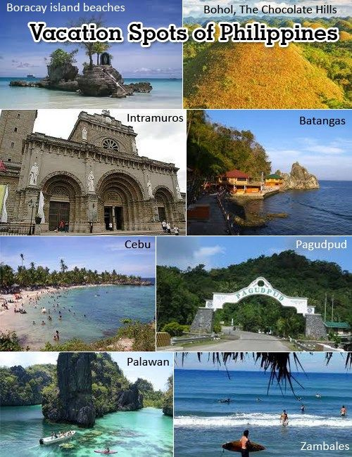 best vacation spots in philippines