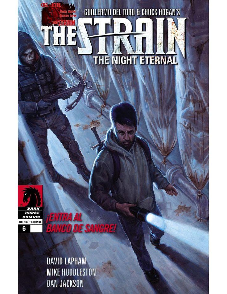 The Strain Vol 3 The Night Eternal (Guillermo del Toro & Chuck Hogan) 05 al 08