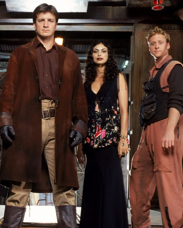 Alan Tudyk Will Bring FIREFLY Cast into His New Series CON MAN