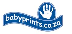Baby Prints South Africa website developed in HTML and CSS standards