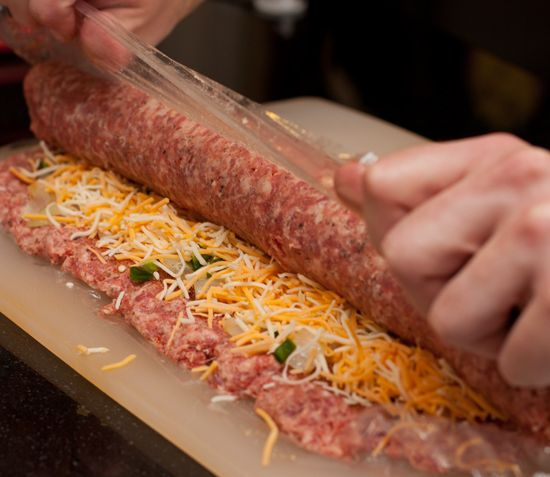 This may not belong on the homemade sausages board, but here it is! PP: How To Smoke A Fatty