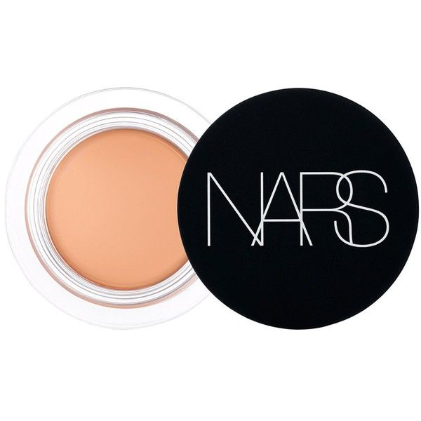 Nars Soft Matte Complete Concealer ($30) ❤ liked on Polyvore featuring beauty products, makeup, face makeup, concealer, honey, moisturizing concealer, hydrating concealer, oil free concealer, dark circle concealer and nars cosmetics