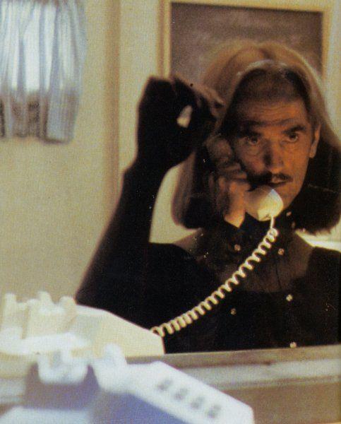 "Harry Dean Stanton and Nastassja Kinski in the great ""Paris, Texas"" of Wenders - 1984, Palme d'or à Cannes."