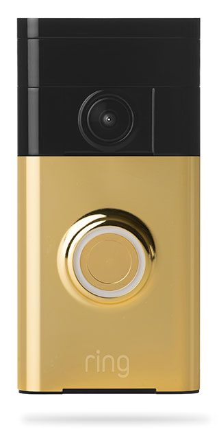 The Ring Video Doorbell, $199
