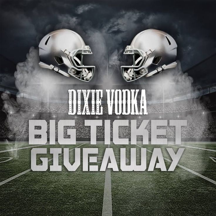 Dixie Southern Vodka wants to send you and a guest to Atlanta in January for the CFB National Championship game! Click here to enter: seccountry.secondstreetapp.com/…/a522d1b8-b7c6-4d8d-9609-87… Who do you think will go all the way? Comment below and share with your friends.
