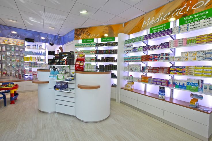 #Pharmacies by Houot Agencement