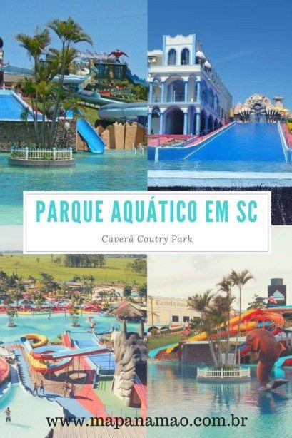 O Caverá Country Park é um dos maiores parques aquáticos da região e fica em Araranguá, Santa Catarina. Confira!