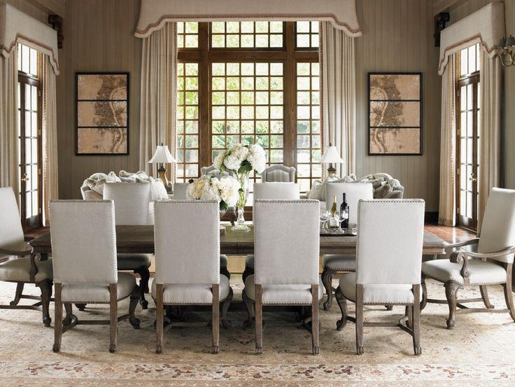 Formal Dining Room Furniture Is Special In Every Home That Makes Lovely Atmosphere Here Are Some Guide To Decorate